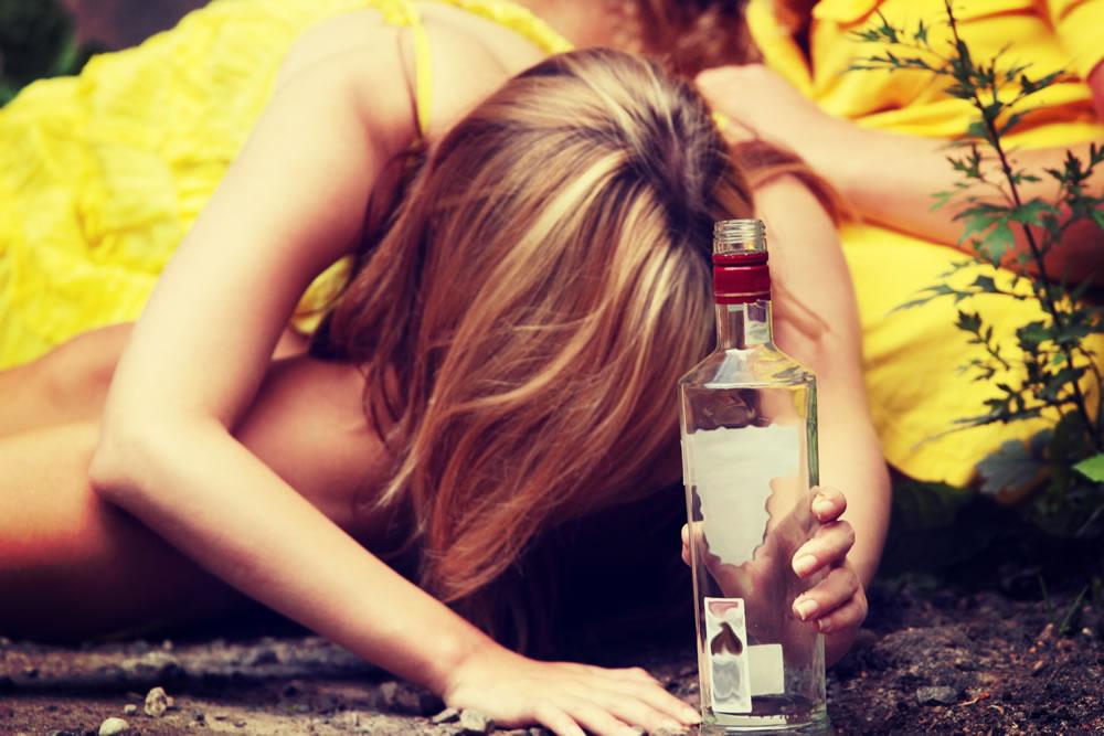 alcoholismo juvenil