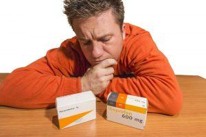 pastillas de ibuprofeno
