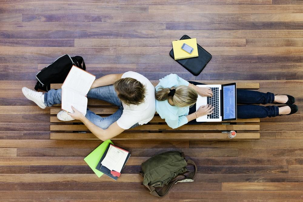 Estudiantes en formación continua
